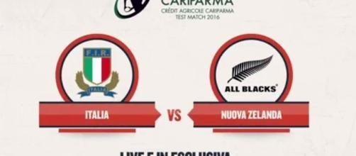 Rugby, Test Match Italia Vs. Nuova Zelanda