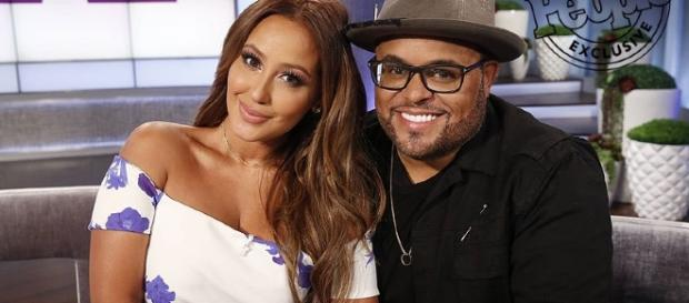 Adrienne Bailon and Israel Houghton are married - Photo: Blasting News Library - people.com