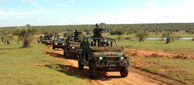 Argentina y Brasil desarrollaron el ejercicio Guaraní