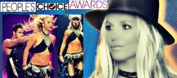 #BritneySpears è nominata al celebre evento di premiazioni 'People Choice Awards'. #BlastingNews