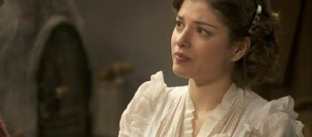 Candela, soap opera Il Segreto