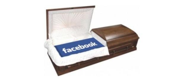 Facebook avisa aos usuários vivos que eles estão mortos