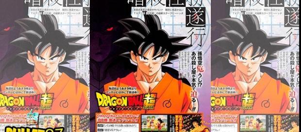 información de la nueva saga de Dragon Ball Super