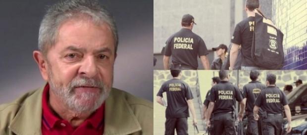Lula decide processar delegado da Polícia Federal (Foto: Reprodução)