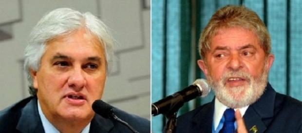 Lula decidiu processar Delcídio por delatá-lo (Foto: Reprodução/O Antagonista)