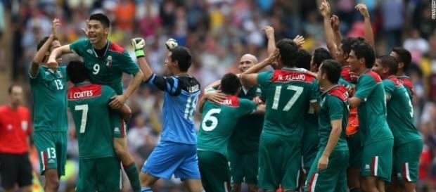 México gana el oro olímpico del fútbol - cnn.com