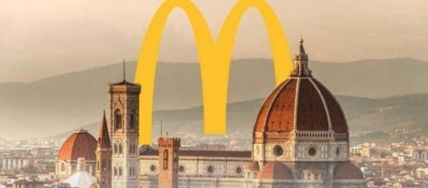 Una petizione contro il ricorso di McDonald's nei confronti del Comune di Firenze