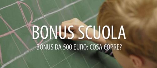 Bonus Scuola da 500 euro: cos'è e come richiederlo ... - commercialista.com