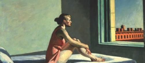 Exposición retrospectiva del pintor estadounidense Edward Hopper