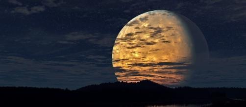 Il così tanto atteso arrivo della Superluna