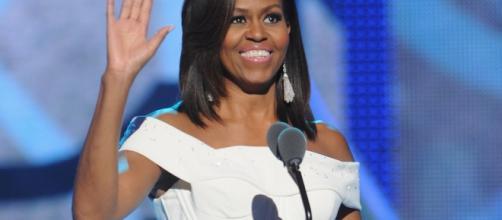 L'attuale First Lady Michelle Obama