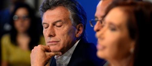 Macri el corrupto que con complicidad judicial logró procesar a Cristina sin pruebas