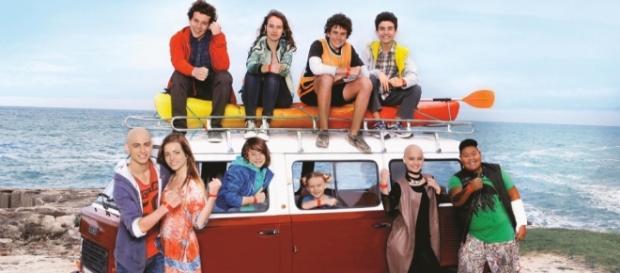 Braccialetti Rossi 3: i ragazzi felici sull'isola.