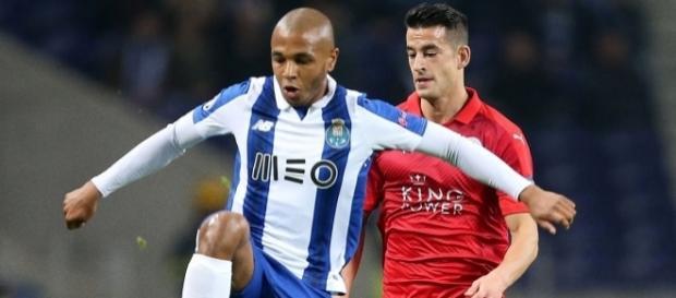 Brahimi foi o terceiro jogador do Porto a balançar a rede no Estádio do Dragão.