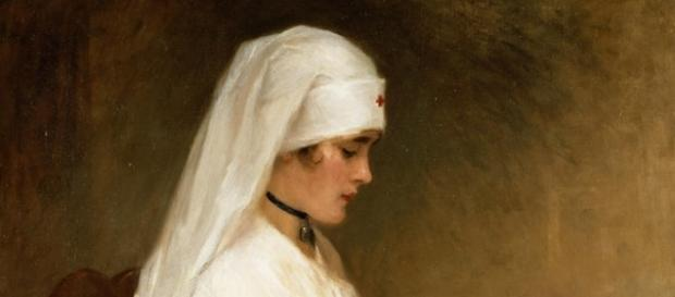 By Gabriel Émile Édouard Nicolet (Swiss, 1856-1921)