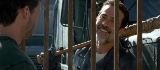 Does Negan kill again in 'The Walking Dead'? - Image via Proclaimed YouTuber/Photo Screencap via AMC/YouTube.com