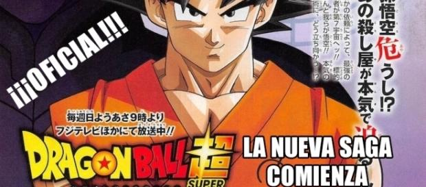 Dragon ball Super Capítulos 68, 69 , 70 y 71 en español - Comienza la nueva saga