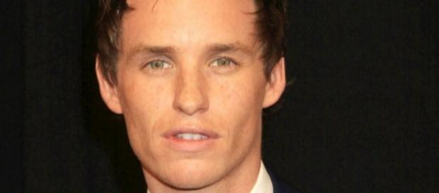 My name is Redmayne, Eddie Redmayne
