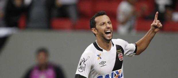 Nenê marcou o gol decisivo do Vasco contra o Bragantino