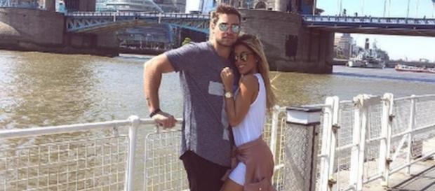 Terminaron las románticas vacaciones de Oriana Marzoli y Luis ... - soychile.cl
