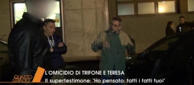Ultime news Trifone e Teresa, domenica 13 novembre: il supertestimone, qualcosa non torna