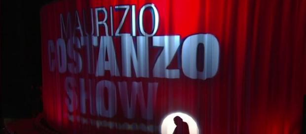Video Maurizio Costanzo Show 2016 seconda puntata