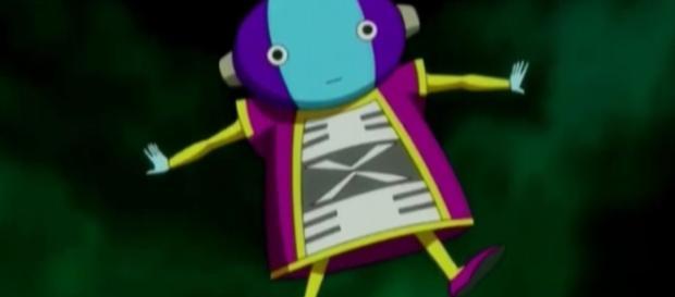 Zeno en el episodio 67 de la serie