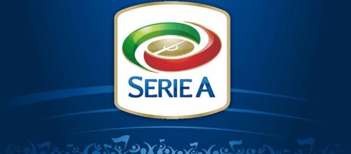 Prossimo Turno Campionato Serie A Orari Anticipi Posticipi 13 Giornata