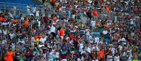 Fluminense terá apoio de seu torcedor contra o Atlético-PR (Foto: Fim de Jogo)