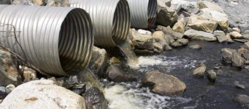 Acque inquinate in Veneto Greenpeace