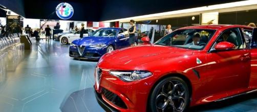 Alfa Romeo Giulia Quadrifoglio: Nuovi Dettagli A Francoforte ... - cavallivapore.it