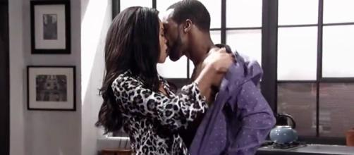 Are Jordan and Andre done? Actor hints at GH exit (via Blasting News image library - sheknows.com)