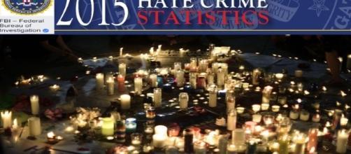 FBI relazione sui crimini in America del 2015  Tito Di Persio