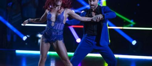 James Hinchcliffe and Sharna Burgess Prep for Their New 'Dancing ... - go.com