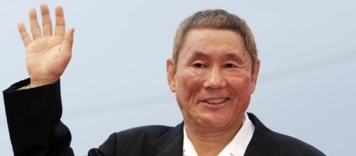 Japanese director Kitano awarded France's Legion of Honour | Zawya - zawya.com