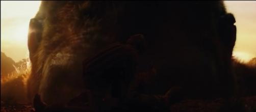 King Kong dans la bande-annonce Kong Skull Island
