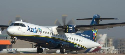 Modelo ATR 72-600 turboélice com 70 lugares partirá de MT para Bolívia