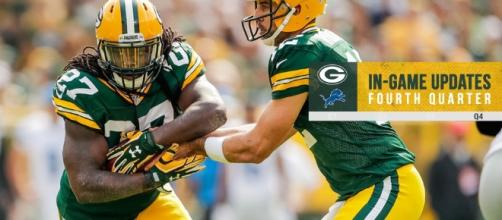 Packers hang on for 34-27 victory over Lions - packers.com