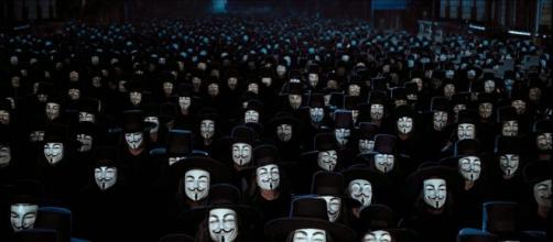 Spettatori di un film dal triste epilogo: V per Vendetta