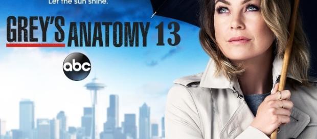 Anticipazioni Grey's Anatomy 13 e streaming