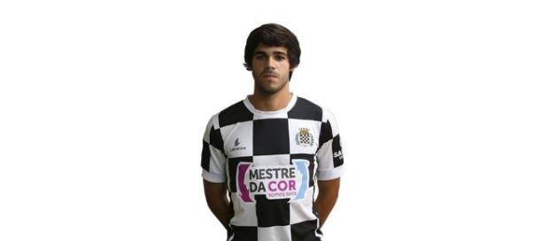 Edu Ferreira, jovem jogador do Boavista, motiva onda de solidariedade