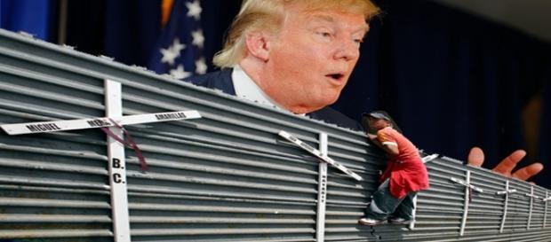 El doble discurso de Trump contra los migrantes