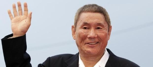 Japanese director Kitano awarded France's Legion of Honour | Zawya - zawya.com