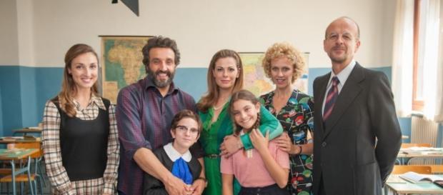La classe degli asini: il film tv con Vanessa Incontrada e Flavio ... - panorama.it