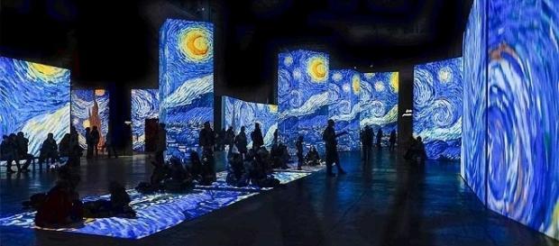 Van Gogh Alive, la mostra multimediale a Roma