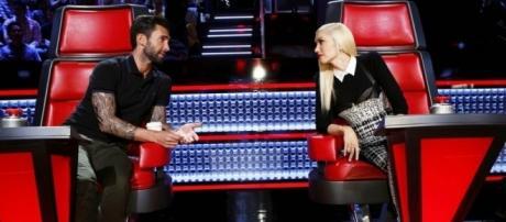 Adam Levine won't return if Miley Cyrus is on 'The Voice' [Image via NBC]