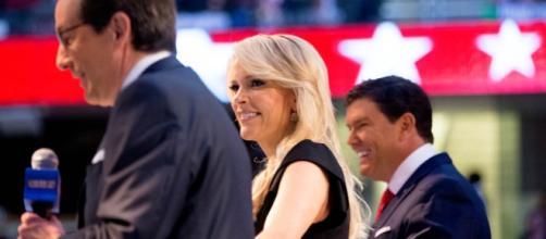 Fox News anchor Megyn Kelly has had several clashes with Donald Trump - politico.com