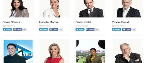 Actuels ou anciens, les journalistes à bonne école sur i-Télé i-télé.fr