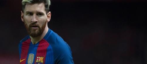 ¿Hasta cuando vestirá la camiseta del Barcelona Leo Messi? Foto: AFP