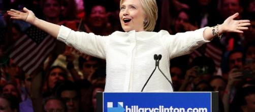 Hillary Clinton On Her Win: 'I Was Overwhelmed' - newser.com